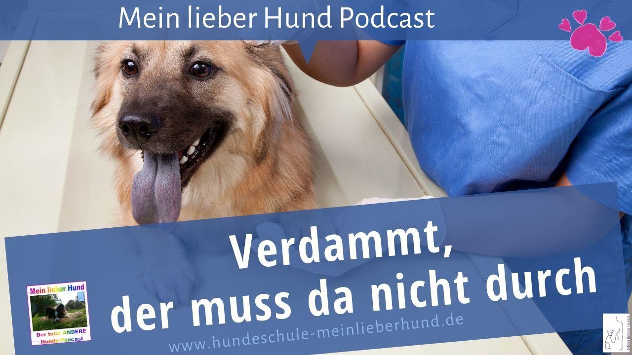 podcast - verdammt, der muss da nicht durch